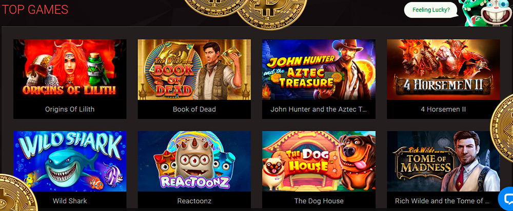 The best online slot machines