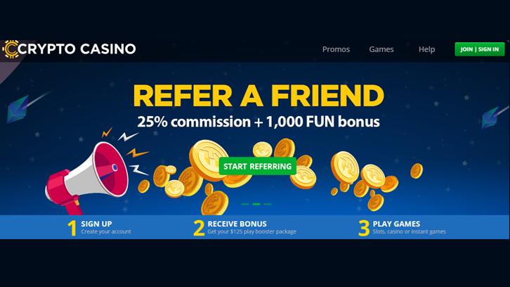 Golden Lotus bitcoin slots Mars Casino free spins